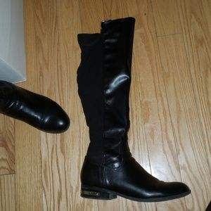Marc Fisher over the knee flat boots